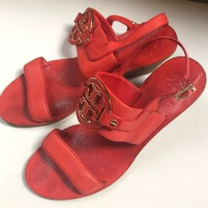 Tory Burch Amanda sandals size 9